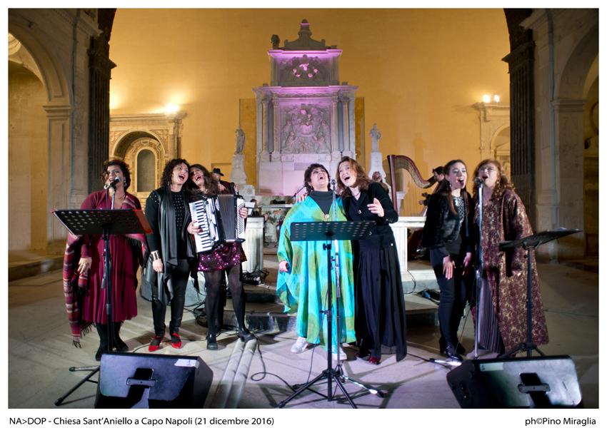 NA>DOP – Chiesa Sant'Aniello a Capo Napoli (21 dicembre 2016)