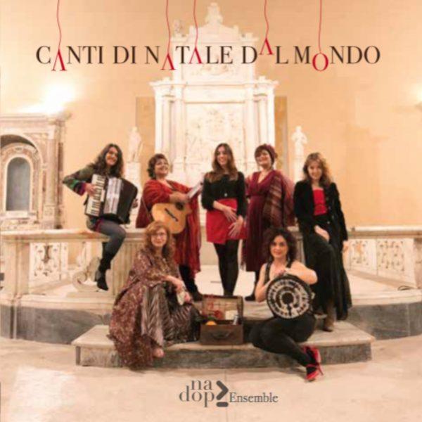 Front cover Canti di natale dal mondo